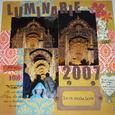 ルミナリエ 2007