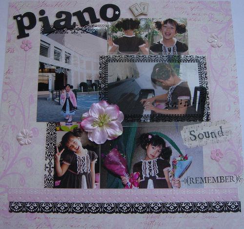 ピアノ 初発表会